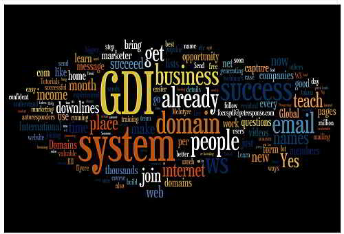 work from home, home business opportunities, gdi,