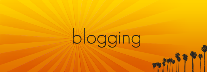 How to be a successful blogger