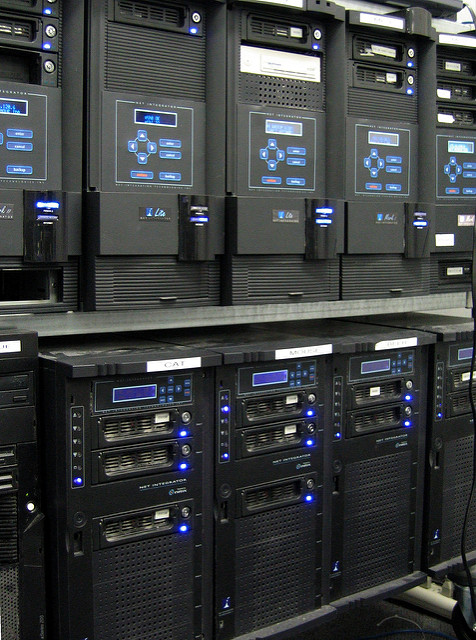Comparison of dedicated server providers