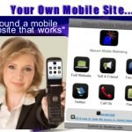 Fix mobile usability issues found on website
