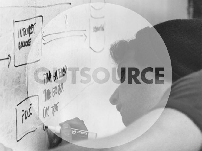 What can I outsource?