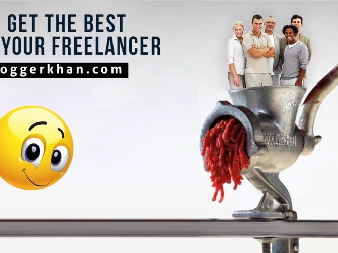 Tips and suggestions to get the best out of your freelancer