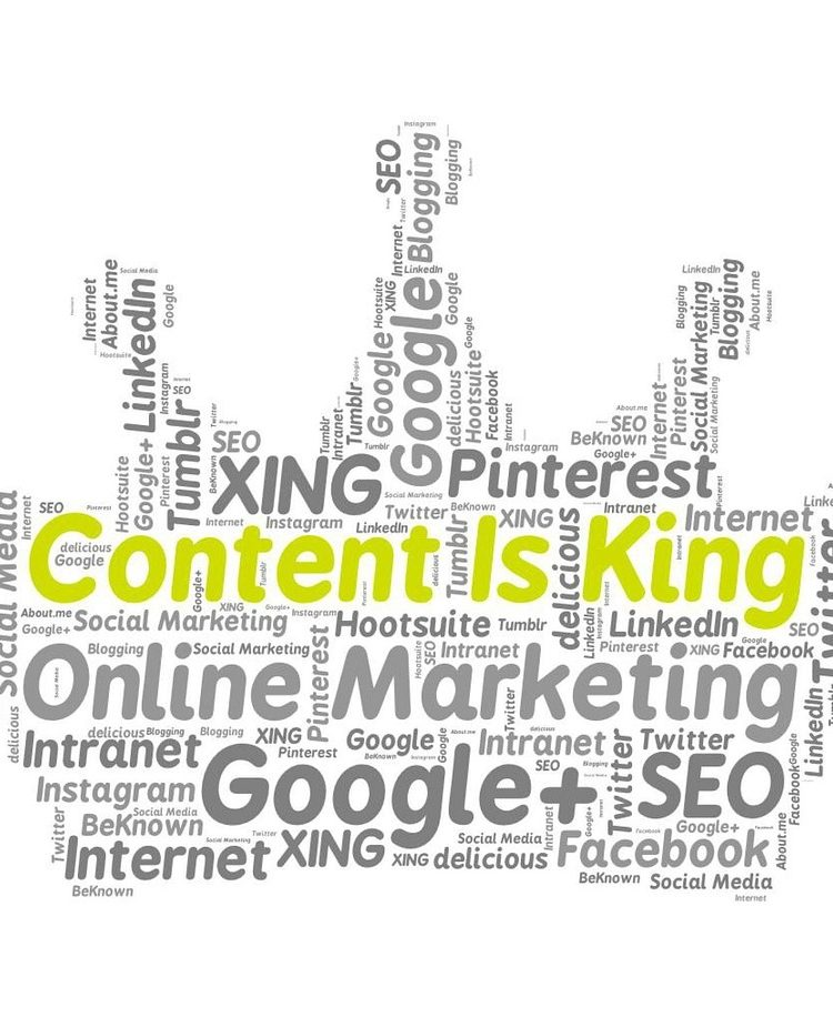 Why outsource content development