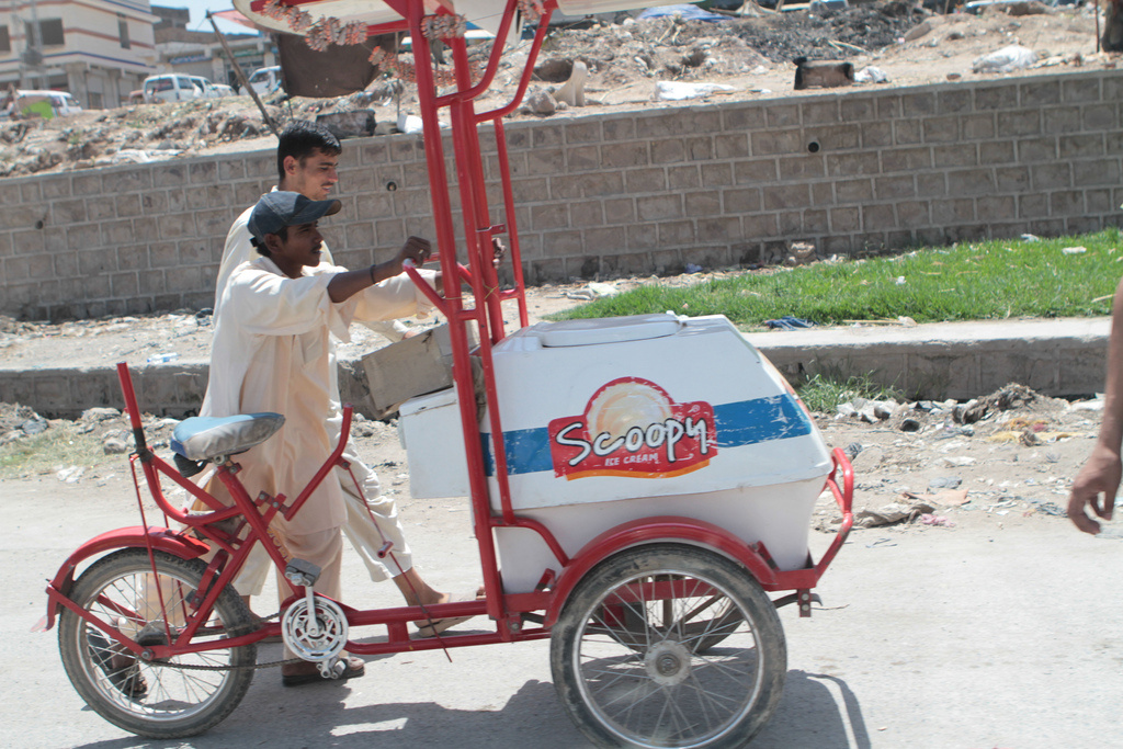Pakistani Street Vendor - bringing you the store