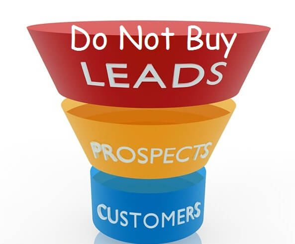 What is a good source of leads for Realtors and Brokers