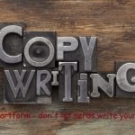 Why won't you write copy for my website?