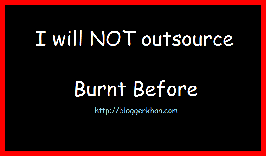 Outsourcing disasters stories