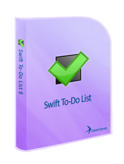 Swift To-Do list automating software