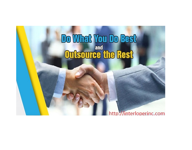 The benefits of outsourcing for small business