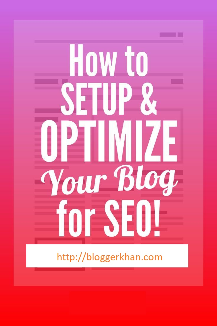 Tips for blog post SEO