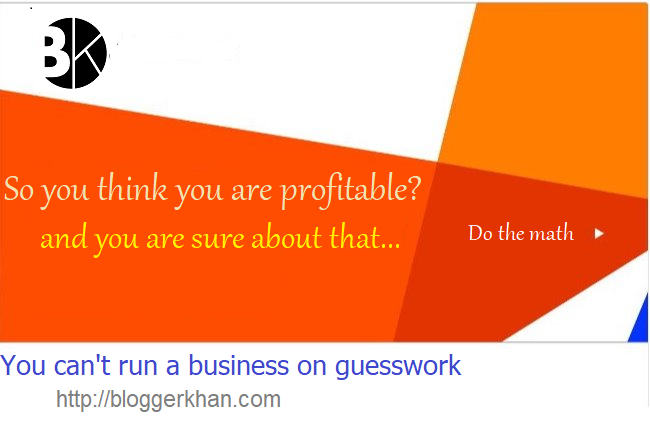 Are you sure you are profitable - Ecommerce Case Studies / Success / Examples