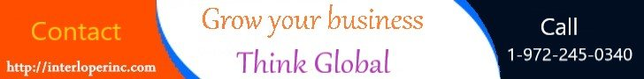 Invest time and resources to grow your business globally
